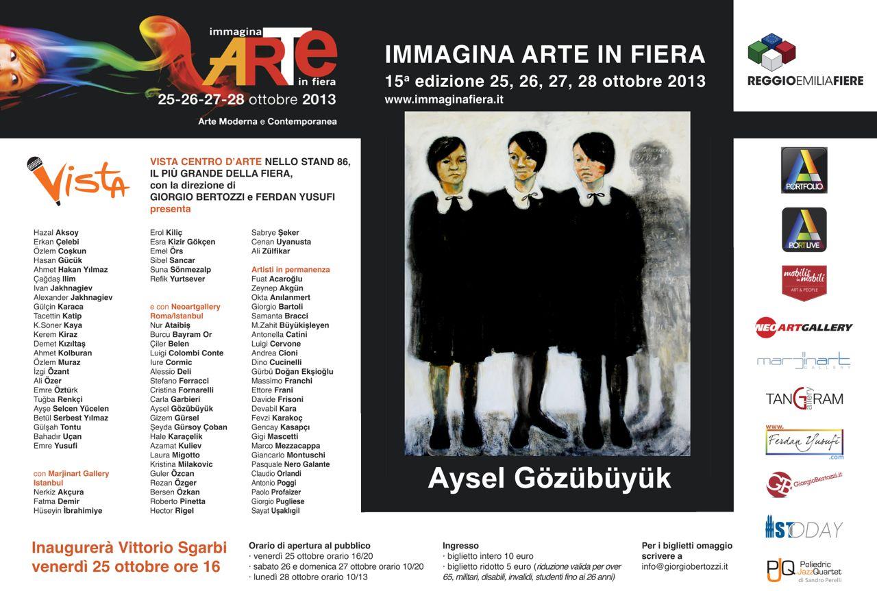 Giorgio Bertozzi Neoartgallery Immagina 2013 invito 26