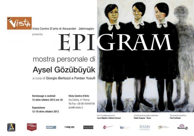 Invito Epigram