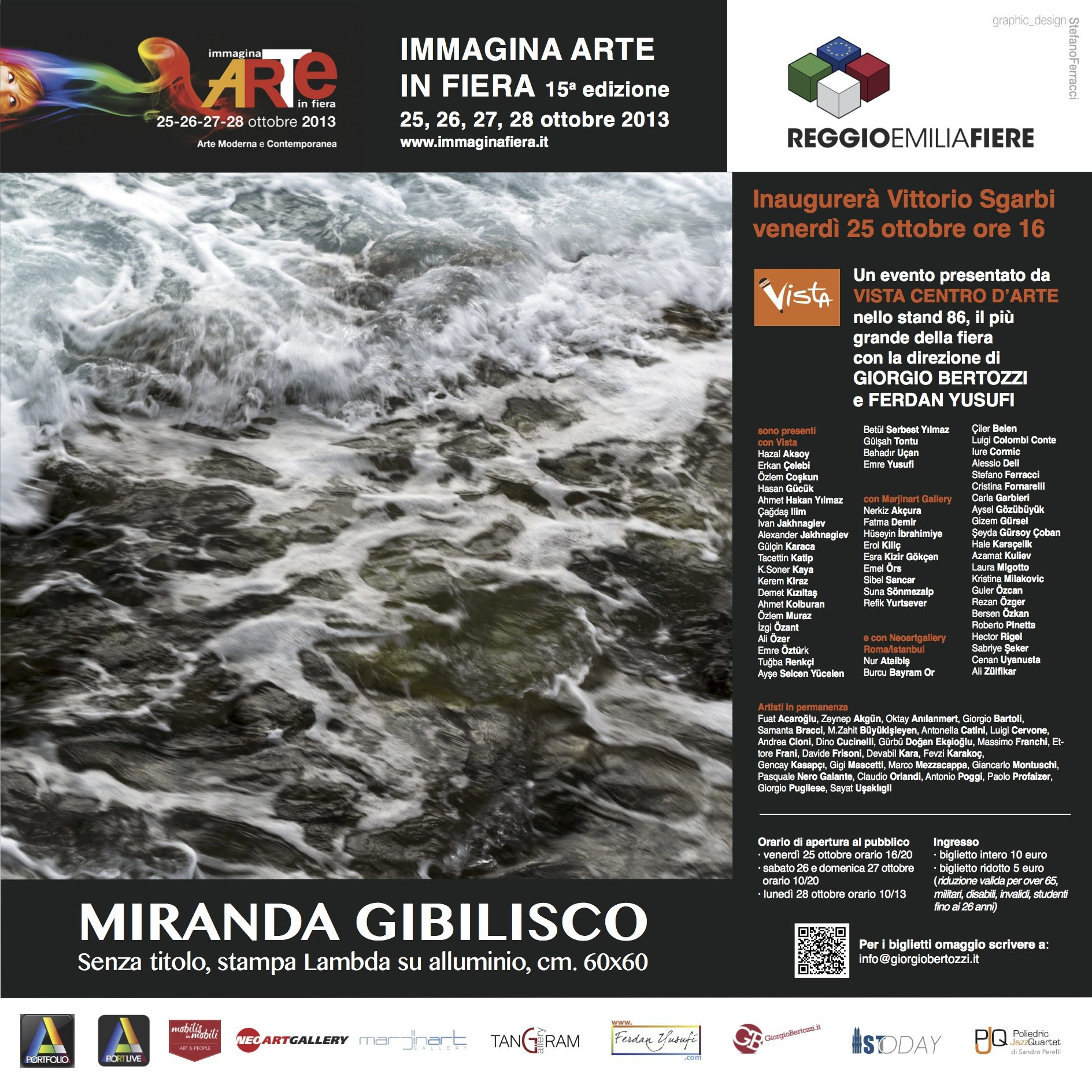 Miranda Gibilisco Giorgio Bertozzi Neoartgallery