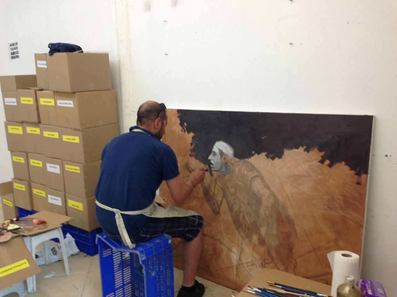 Portakalçiçegi Sanat Kolonisi Giorgio Bertozzi38