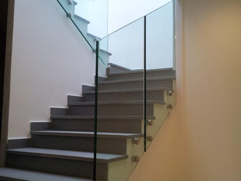 scale con gradini in vetro by Giorgio Ferrari Vetro_37