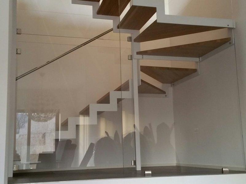 scale con gradini in vetro by Giorgio Ferrari Vetro_53