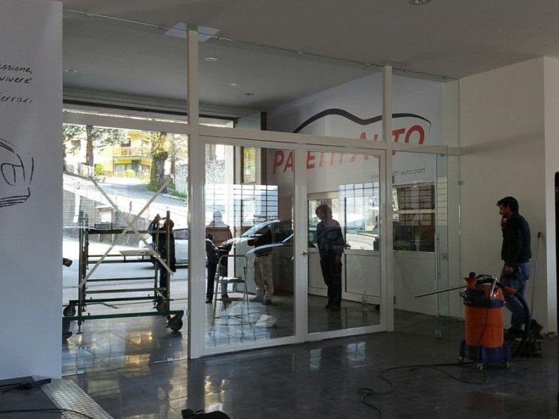 Porte in vetro by Giorgio Ferrari Vetro_40