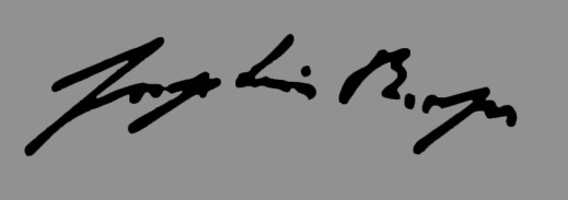 Borges: la sua firma