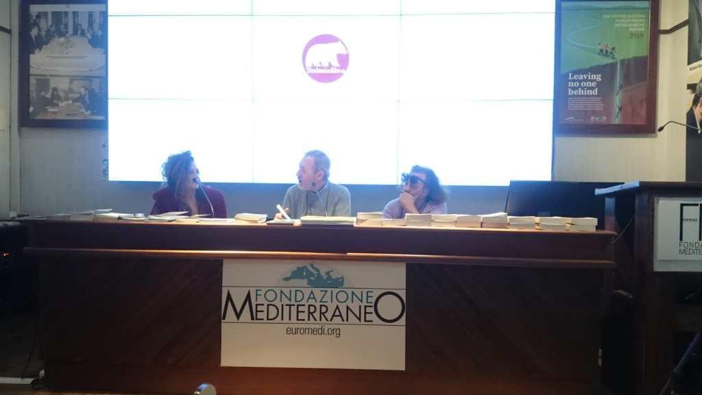Bertoni a Napoli: Mario Zamma e Floriana La Rocca