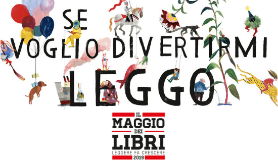 Pizza Story, Maggio dei Libri, Biblioteca Pavese Parma 18/05/2019