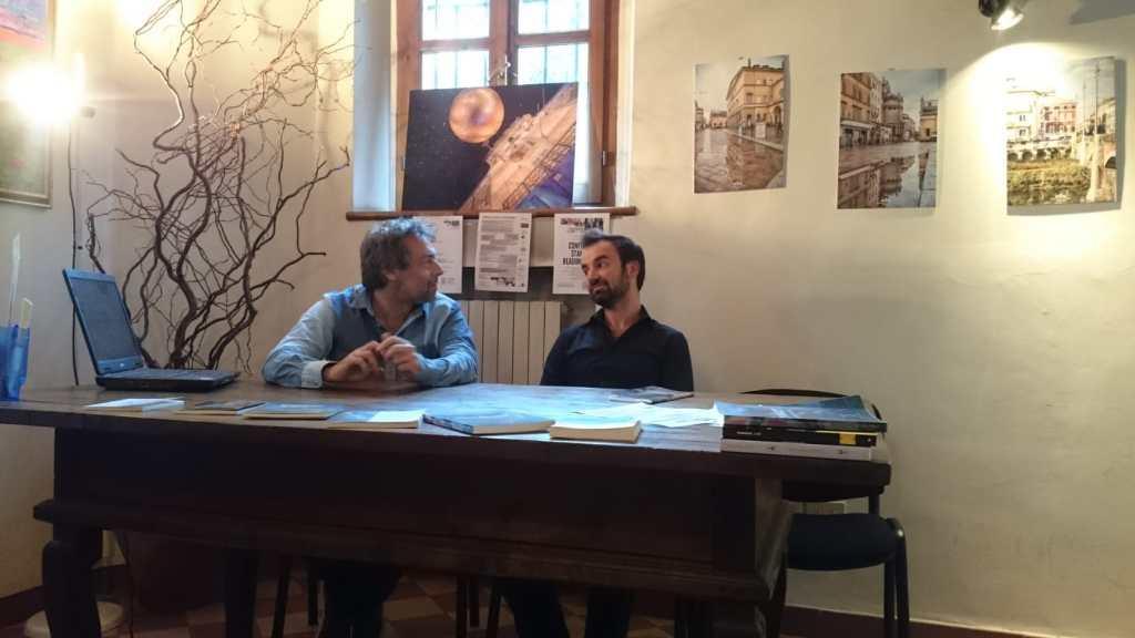 Nella Purezza e Finzioni di Poesia: reading poetico 06/06/2019 presso Studio Bertani per Weekend Letterari Festival 2019