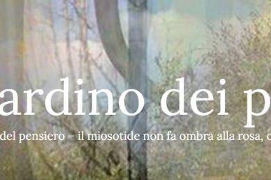 Giorgio Montanari Nella Purezza il Giardino dei poeti