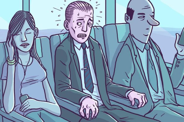 Risultati immagini per fobia sociale