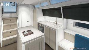 Ice 54 interiors