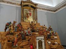 Presepe Chiesa di Catagnana
