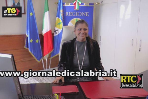 Jole Santelli Prima Donna Presidente Della Calabria Seconda Nel Sud Italia Giornale Di Calabria