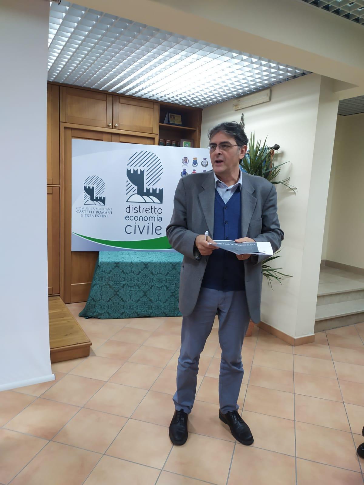 Distretto Economia Civile, GAL Castelli Romani aderisce al Manifesto dei Valori