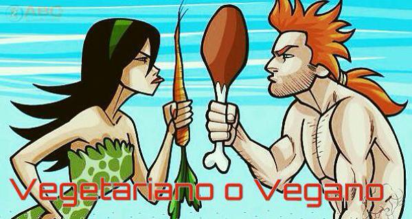 Vegano o vegetariano?