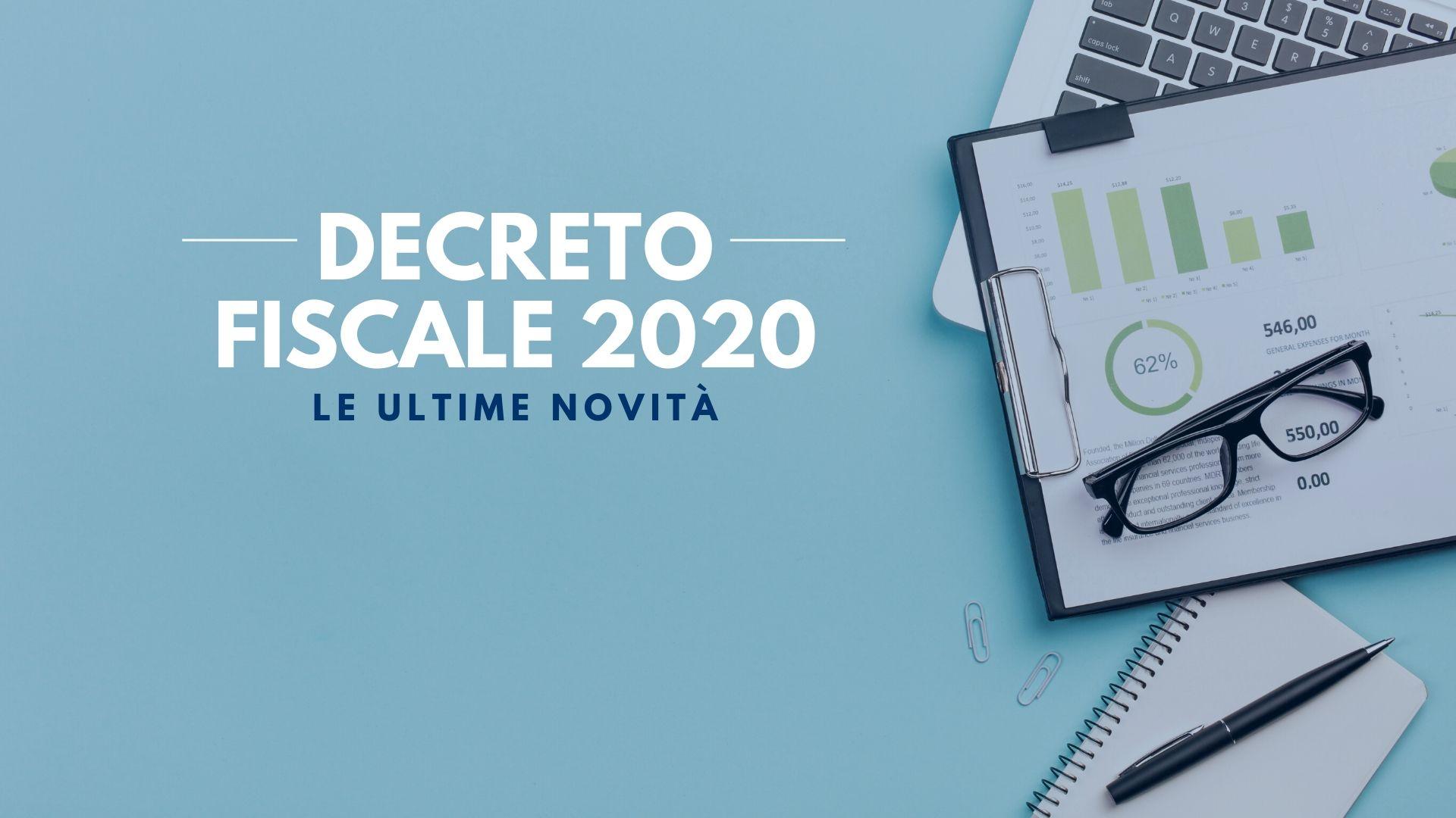 Le novità del Decreto Fiscale 2020 (D.L. 124/2019)