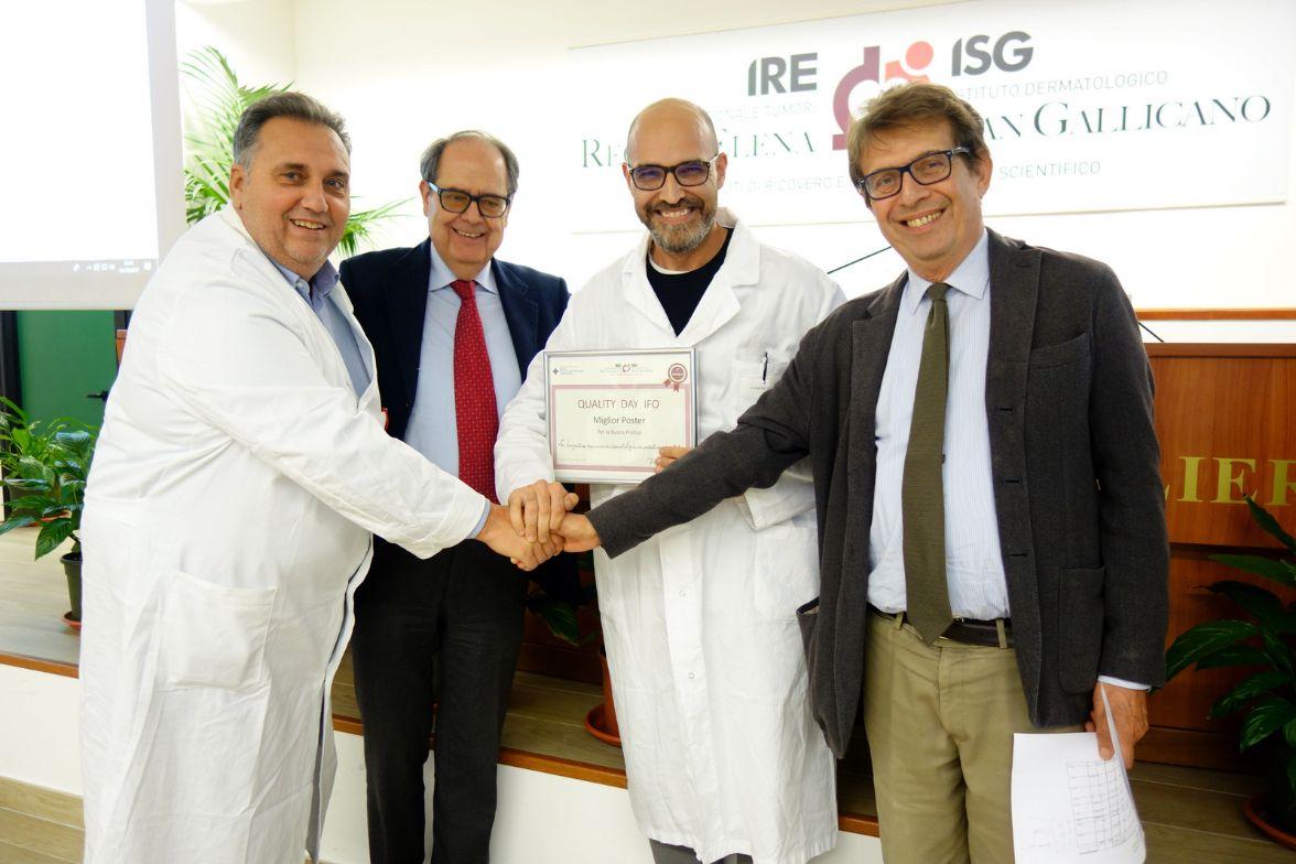 IFO, le buone pratiche condivise a garanzia del continuo miglioramento di qualità e sicurezza delle cure
