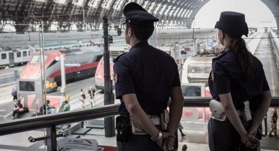Roma, controlli nelle stazioni: la Polizia arresta due ricercati