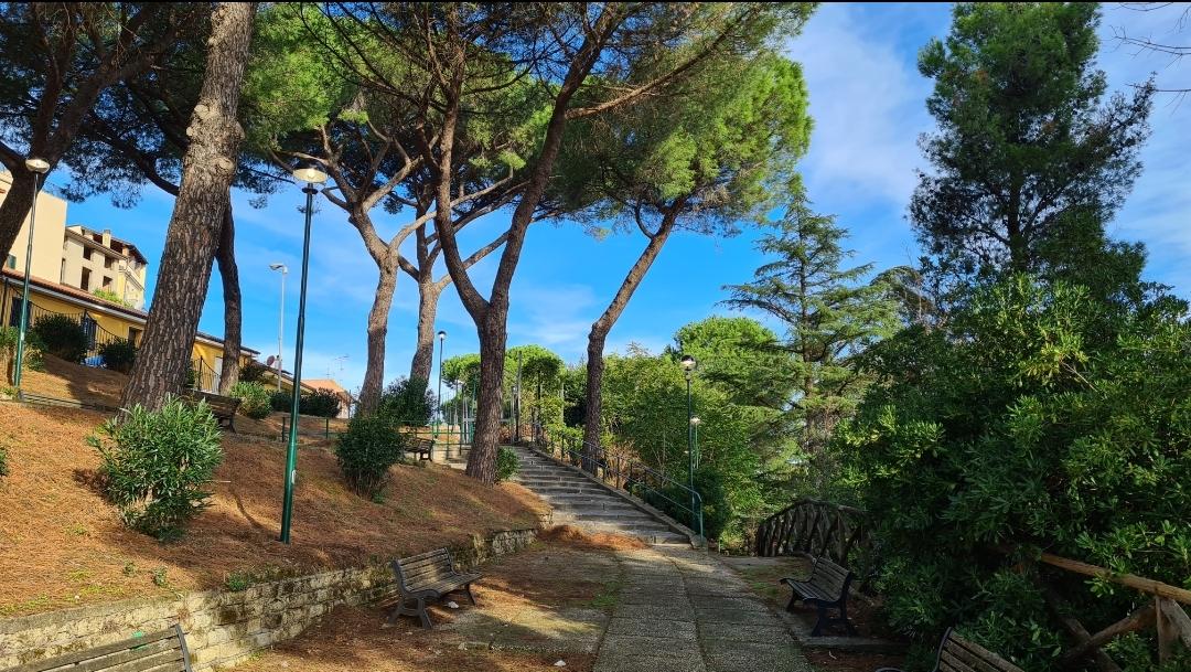 Colonna, Parco Tofanelli: lavori vicini alla conclusione