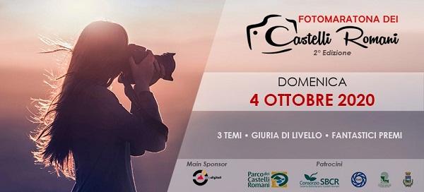 Fotomaratona dei Castelli Romani, domani la seconda edizione