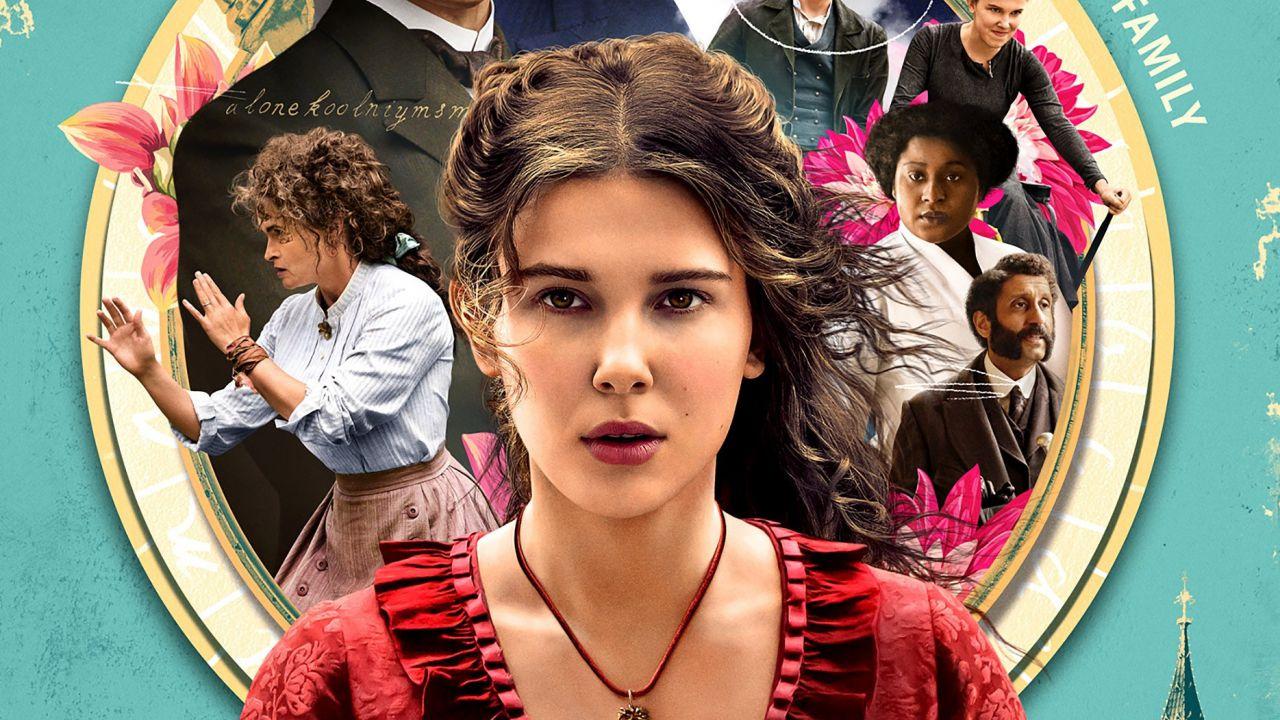 """""""Enola Holmes"""": un'avventura crime tutta al femminile di Netflix"""