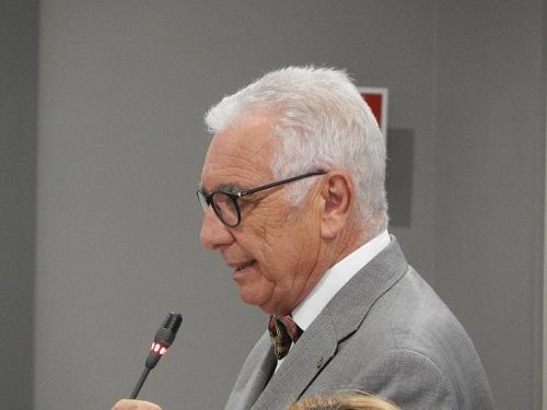 Aprilia, morto il giornalista Gianfranco Compagno. Il cordoglio di Zuccalà (Pomezia)