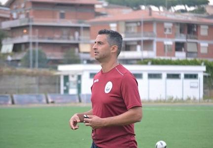 """Calcio – Sporting Ariccia, Trinca: """"Mancano 10 partite e siamo primi in classifica, proviamoci"""""""