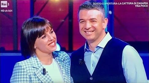"""TV – Velletri, Monia e Claudio Marinelli ai """"Soliti Ignoti"""" (Rai 1)"""