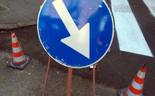 Valmontone, via Casilina a senso unico alternato per rifacimento del manto stradale