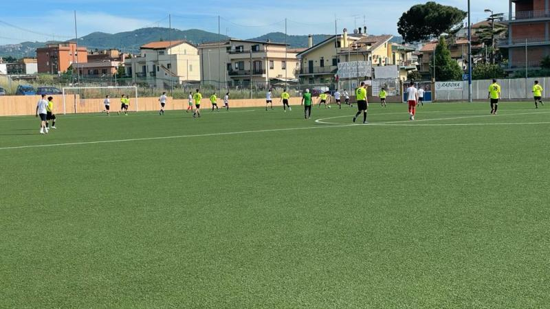 """Asd Casilina, un sabato """"storico"""": prima amichevole per la Juniores ed evento Scuola calcio"""