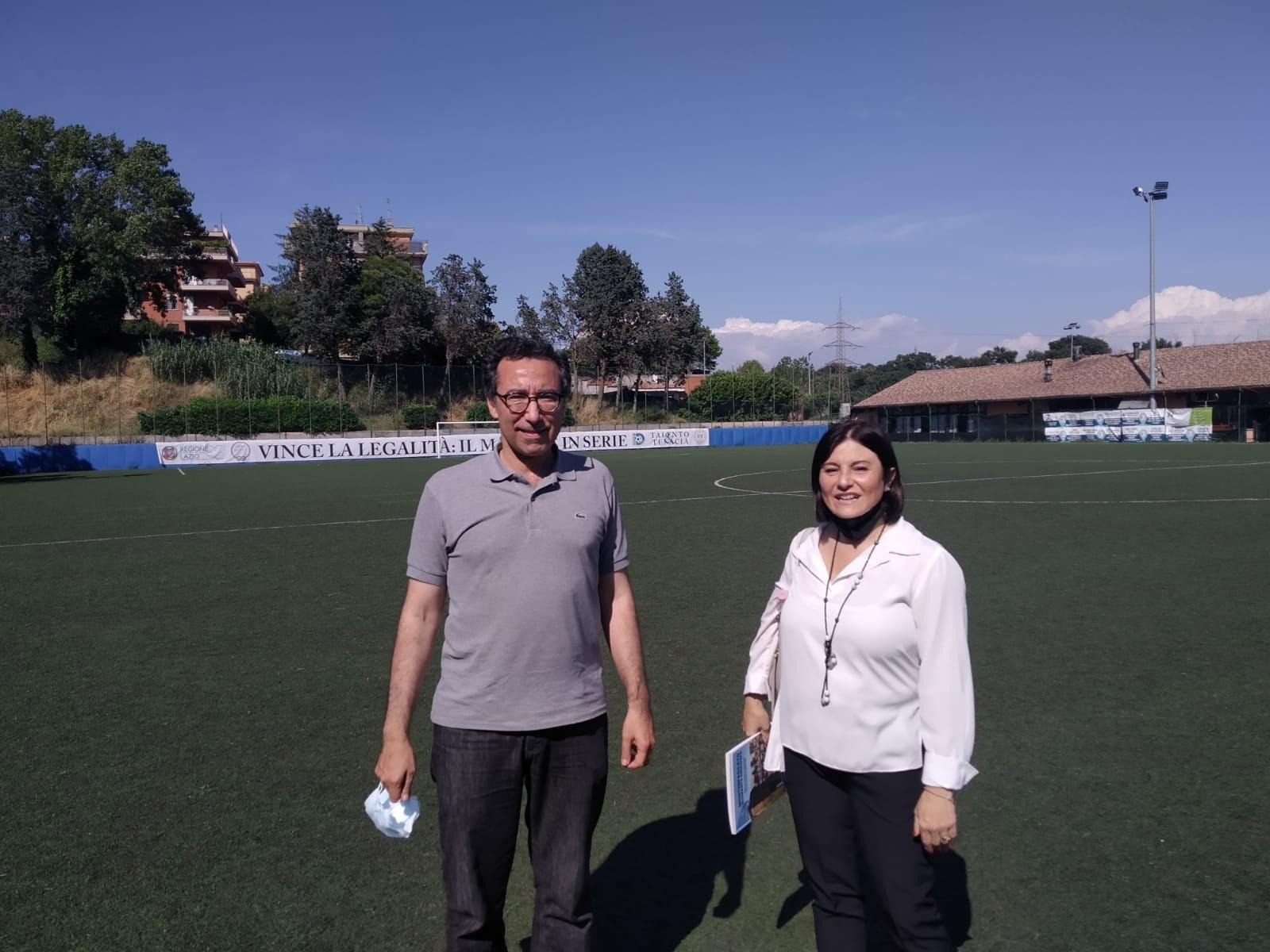 """XIII Municipio Roma, le proposte di Sabrina Giuseppetti: """"scuola al primo posto"""""""
