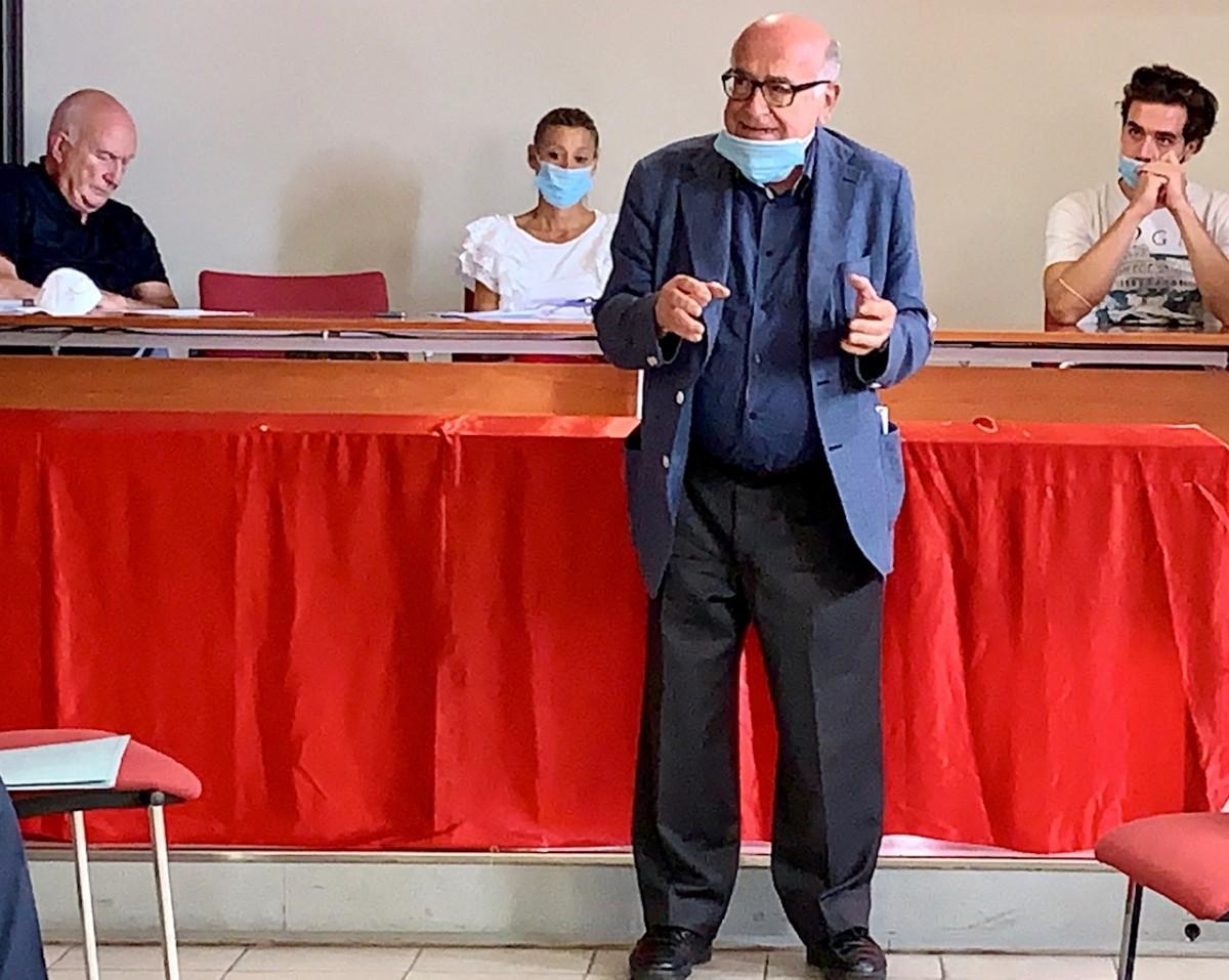 Grottaferrata, addio al prof Carlo Mongardini presidente della consulta per la cultura