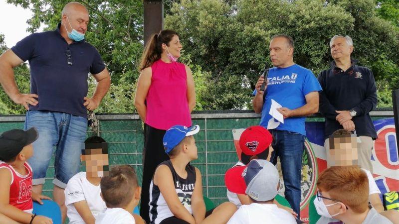 Lanuvio, incontro con Massimo Grassi, ufficiale di gara per Tokyo 2020