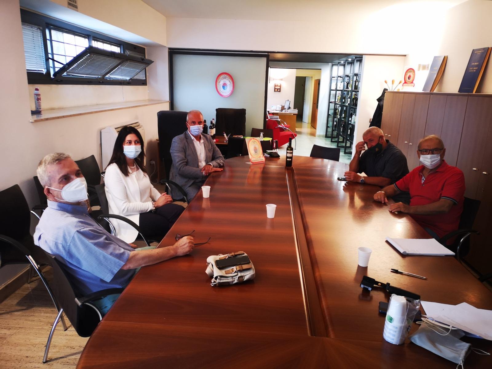 Consorzio Vini Frascati, aperto dialogo fra Comunità Montana, Parco dei Castelli Romani e Gal