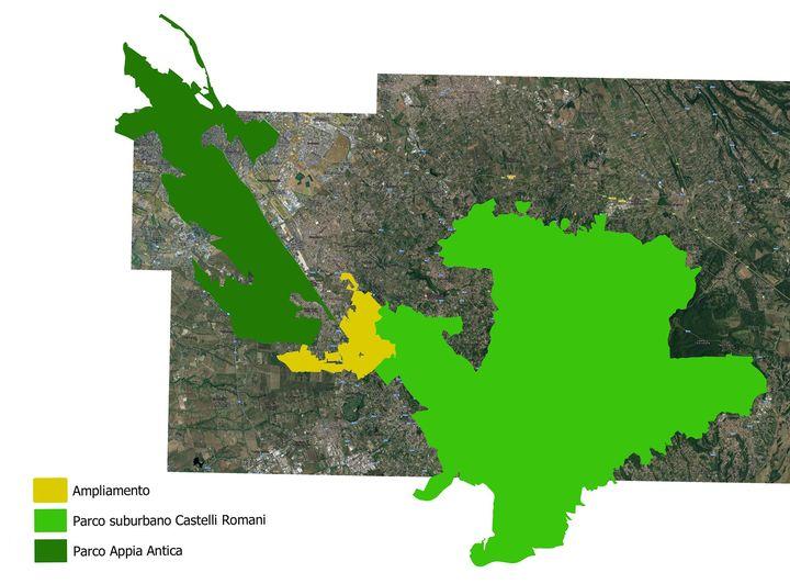 Marino, Carlo Colizza unione dei parchi: un nuovo polmone verde che unisce turismo e cultura