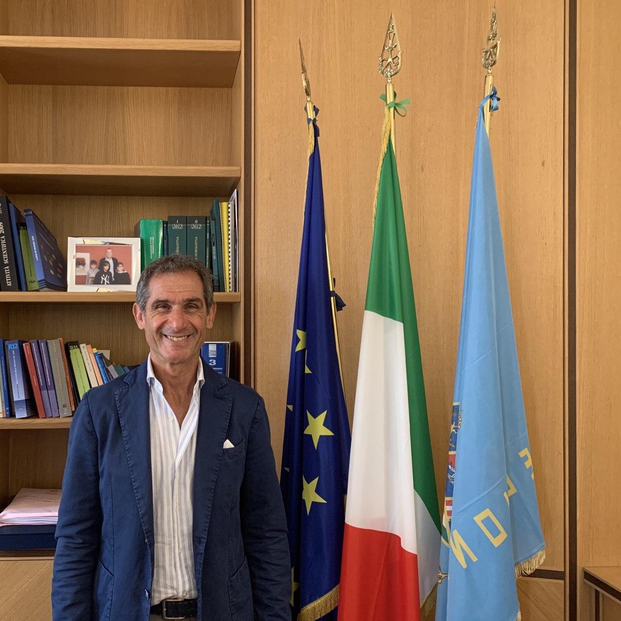 """Elezioni Frascati, Spalletta: """"Sosterrò la candidatura di Roberto Mastrosanti"""""""