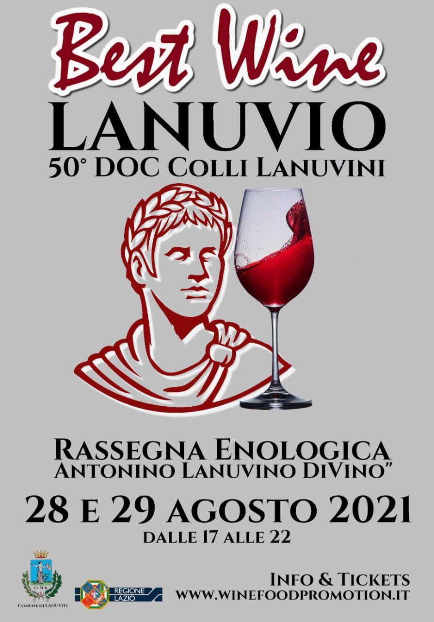 Lanuvio, torna la rassegna enologica Best Wine