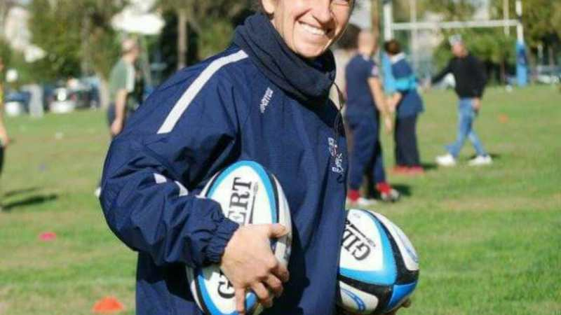 Rugby Frascati Union 1949, il neo coach della prima squadra femminile è Leila Pennetta