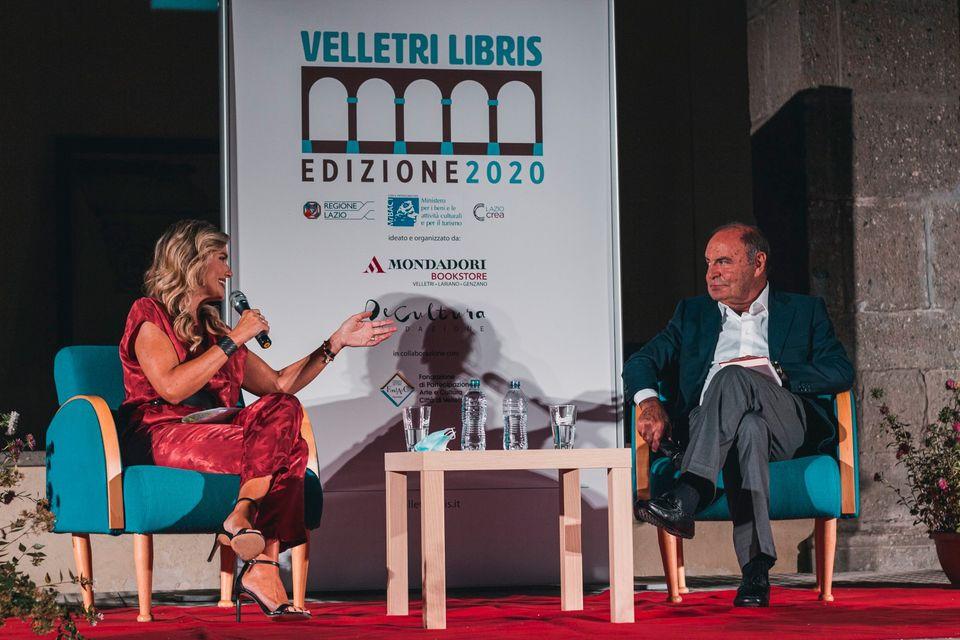 Velletri, Bruno Vespa chiude Velletri Libris