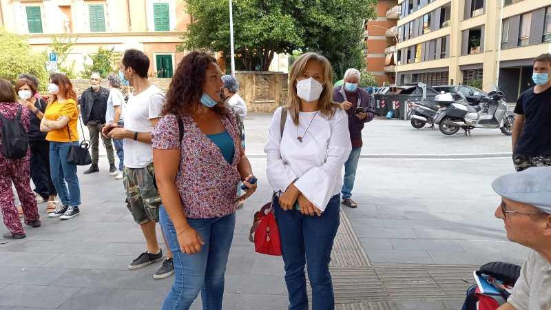 Discarica Albano, arrivati a Roma i manifestanti