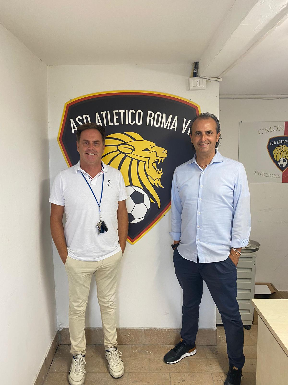 """Roma, Atletico Roma VI, il vice presidente Buccella: """"primi passi? Molto meglio del previsto"""""""