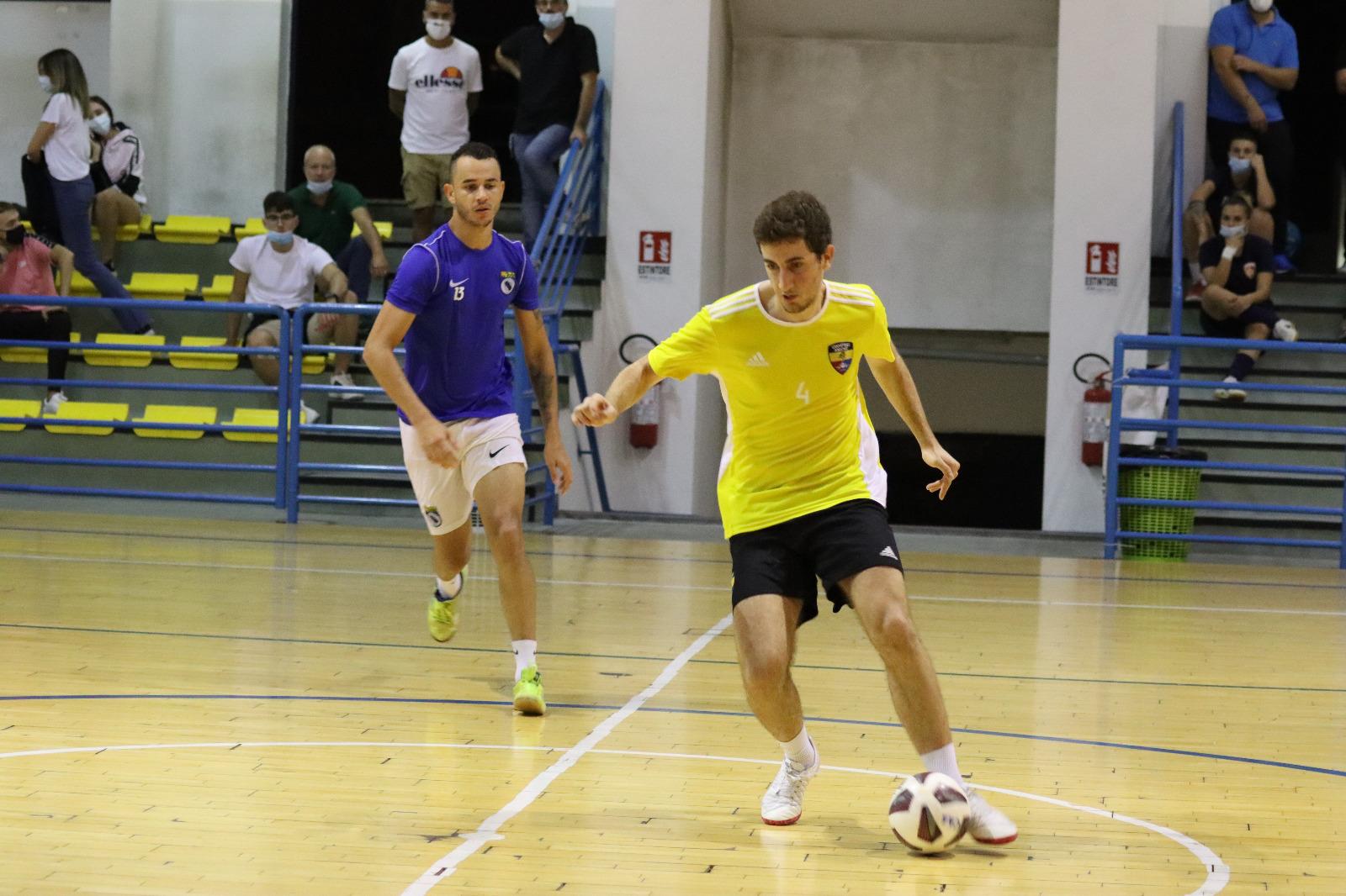 Ciampino. Calcio a 5, Ciampino Aniene-Lido di Ostia 3-0
