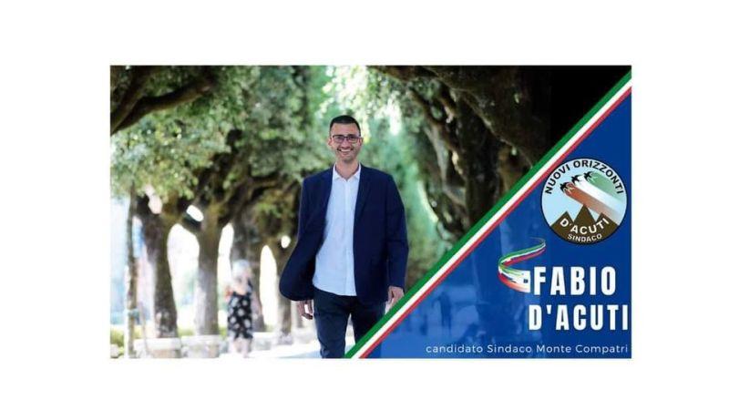 Monte Compatri, D'Acuti: Dimissioni del capo area, finanziamento a rischio?
