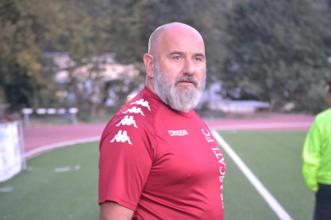 """Football Club Frascati, mister Fioranelli: """"Dovremo sfoltire il gruppo nelle prossime ore"""""""