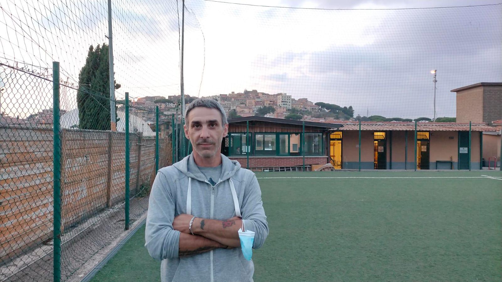 """Colonna. Calcio Under 16, Rossi: """"Ho trovato un club con una grandissima organizzazione"""""""
