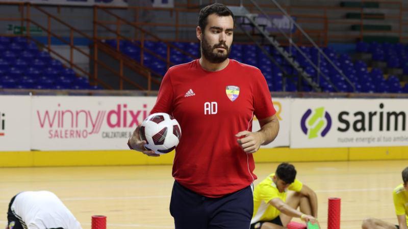 Ciampino Aniene, pronta a giocare su Sky Sport contro il Vitulano Drugstore Manfredonia