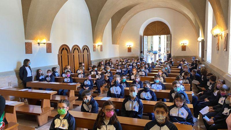 Castel Gandolfo, cerimonia certificati Trinity organizzata dalla scuola Pontificia Paolo VI