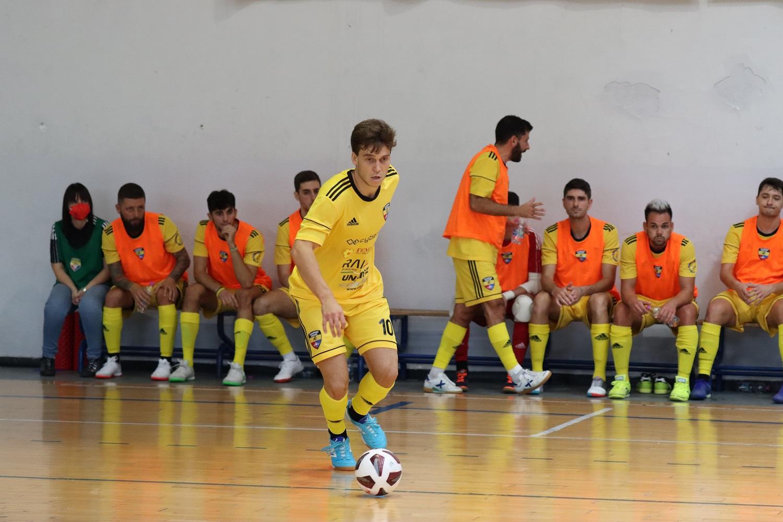 Ciampino, calcio C5, esordio da favola per il Ciampino Aniene: doppiette per Wilde e Salla. Meta Travolto 8-3 al PalaTarquini