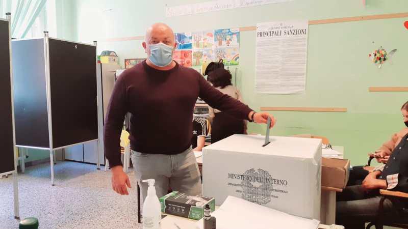 Marino, le parole di Colizza alla conclusione delle elezioni comunali