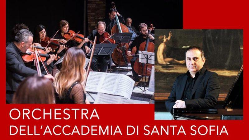 Ariccia, Domenica 17  l'Orchestra dell'Accademia di Santa Sofia a Palazzo Chigi