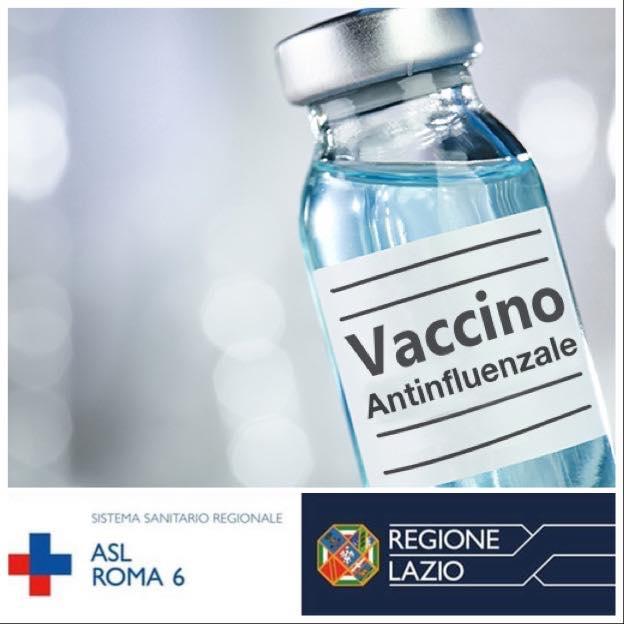 Salute, via al vaccino antinfluenzale nel Lazio e alla terza dose di vaccino anti-covid
